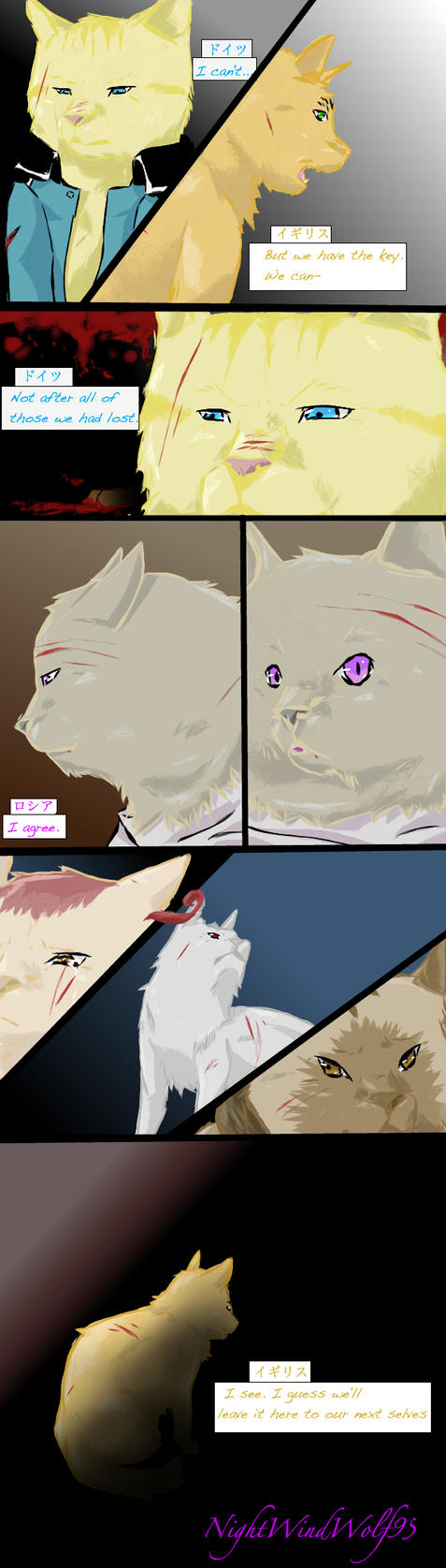 Hetaoni cats: I can't... by nightwindwolf95