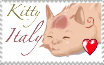 Kitty Italy stamp by nightwindwolf95
