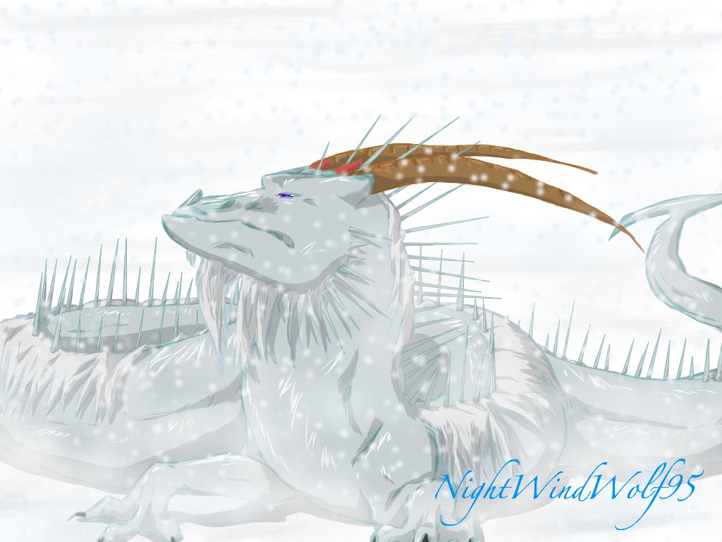 Russian Serpent by nightwindwolf95
