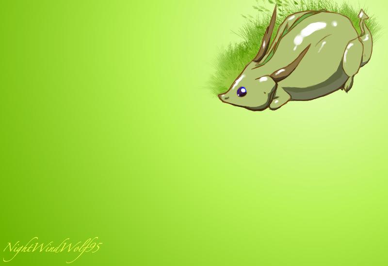Cute Chubby Chibi Dragon by nightwindwolf95
