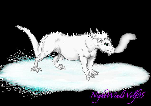 Bleach Dragons: Toshiro by nightwindwolf95