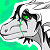free Ulquiorra Dragon icon by nightwindwolf95
