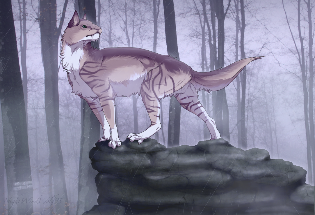 Contest Prize: Fiffiluren by nightwindwolf95