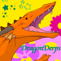 Dragonderps Steam Icon by nightwindwolf95
