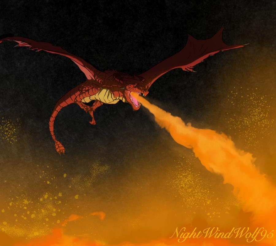 DnT: Hellfire by nightwindwolf95