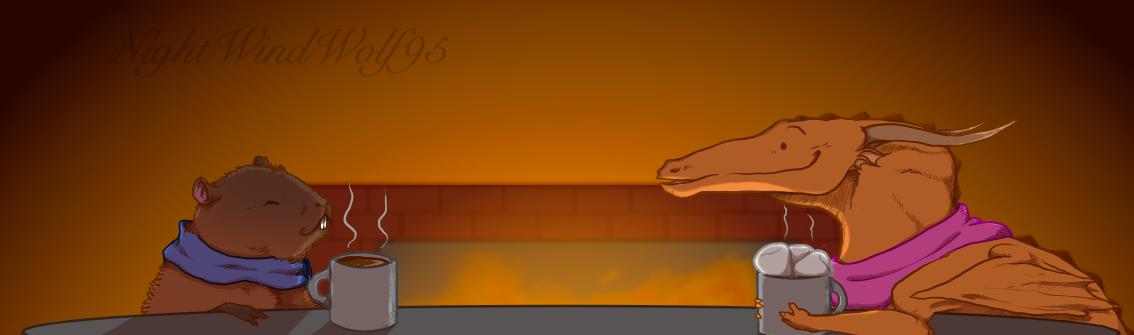Derp Friday: Hot Chocolate by nightwindwolf95