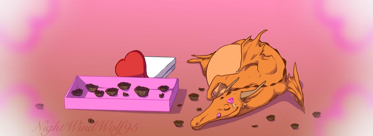 Derp Friday: Post Valentines by nightwindwolf95