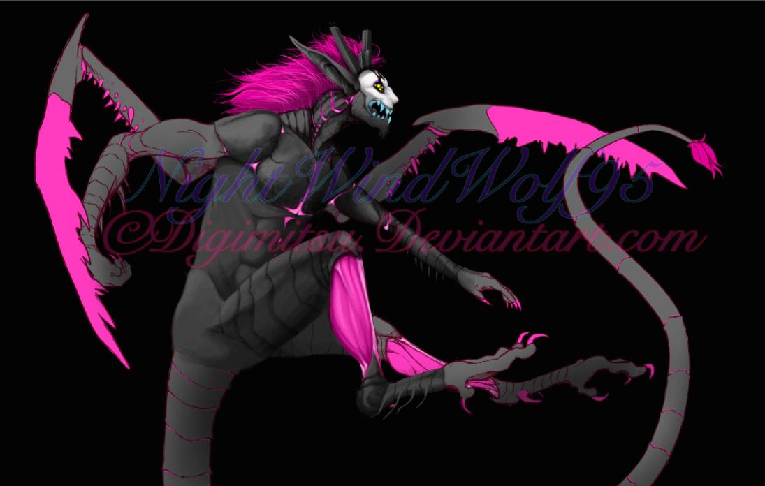 Rufus Doodle WIP by nightwindwolf95