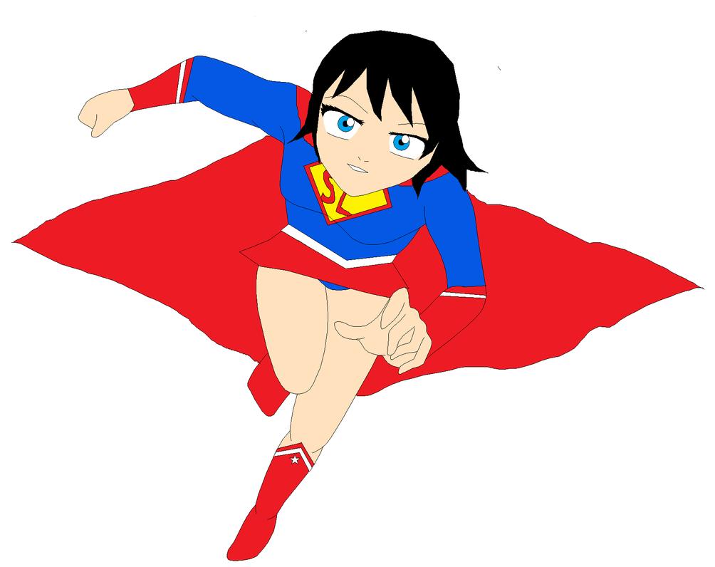 Super Lady By CamiloSama On DeviantArt