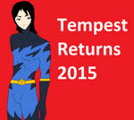 Tempest New 52 or 49 whatever