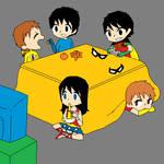 Teen Titans Weekend