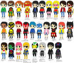 Teen Titans X Updated Version