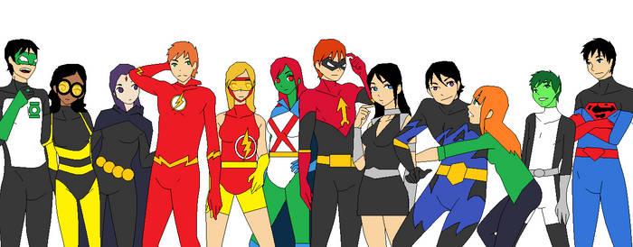 Some Titans Reunion