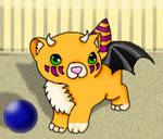 Francessca the Feli Kitten