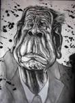 Pablo Picasso Caricature