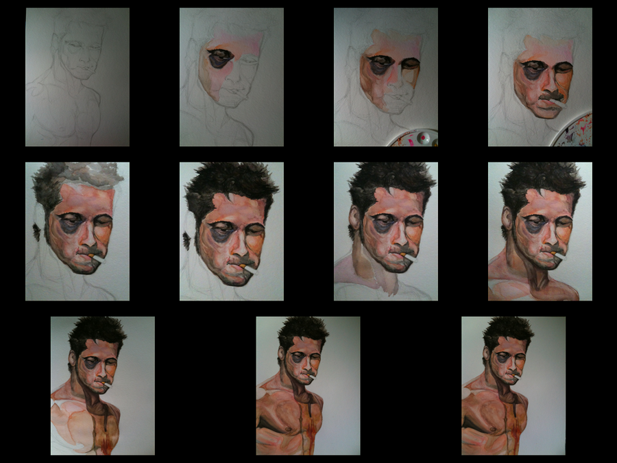 tyler durden essays Tyler durden: the first rule of fight club is: you do not talk about fight club the second rule of fight club is: you do not talk about fight club.
