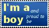 To Be A Boy by hotarox-x