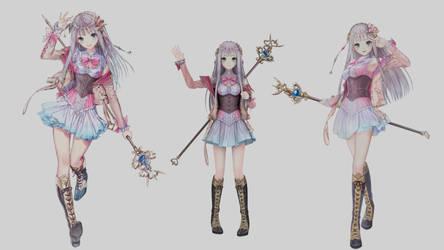 Atelier Lulua:Lulua(switch version) by lisomn