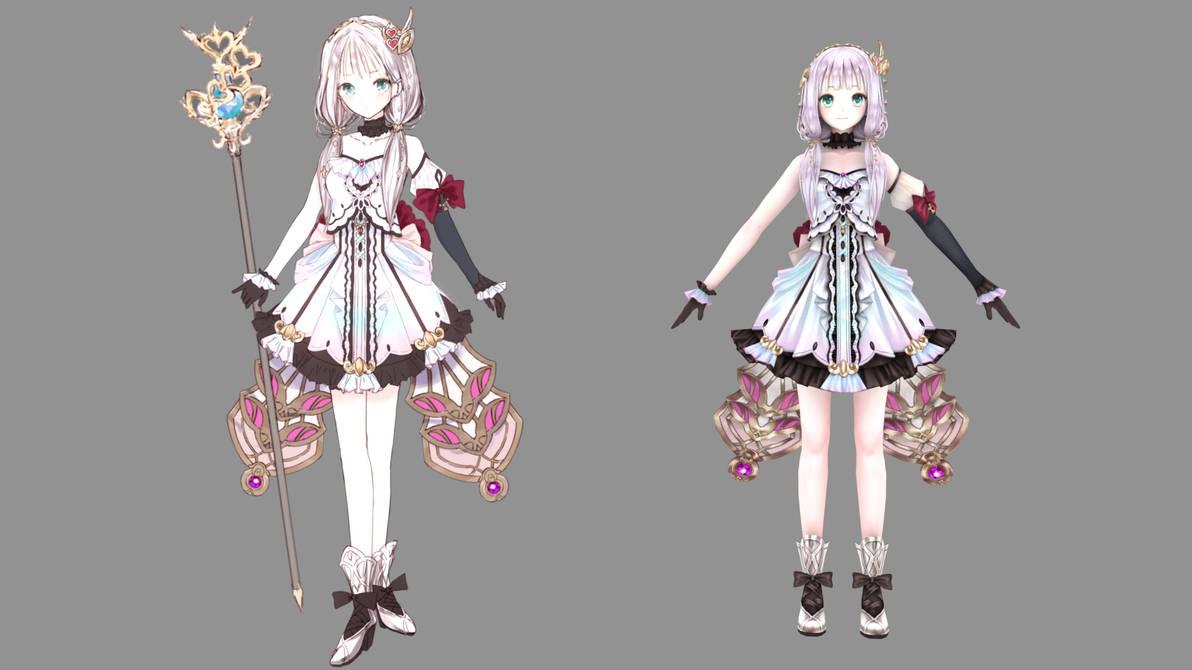 Atelier Lulua:Lulua(ver B)(switch version) by lisomn