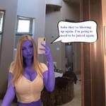 Blueberry girl 34