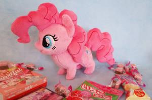 Chibi Pinkie Pie by FatalPlush