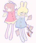 Little Red And Ella