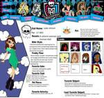 Monster High oc - Jade Ishtani