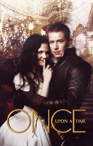 Snow White And Prince Charming Once Upon A Time By