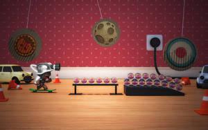 LittleBigPlanet - SkatePark by UNKWinc