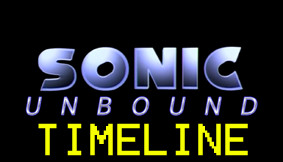 Sonic Unbound: Timeline by SonicUnbound