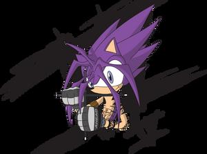 The endorsed (part. 2) by Jackasshedgehog