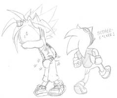 the King of Hedgehogs fanart by Jackasshedgehog