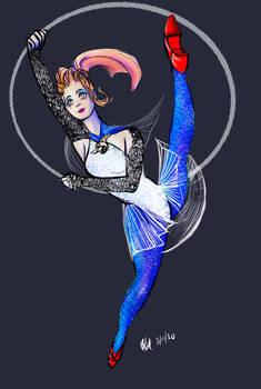 Arcane Dancer/Acrobat