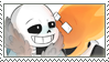 Sansby stamp