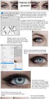 Realistic Makeup Using Warp