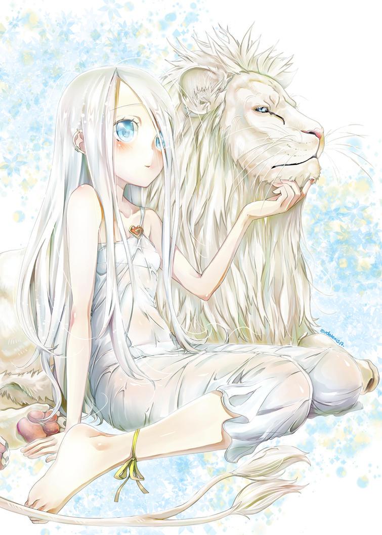 Lion Girl By GigiEDT On DeviantArt