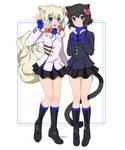 Yuzuki and Miyuki