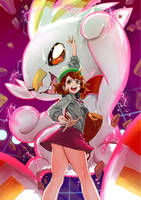 Female Trainer Dinamax by gigiEDT