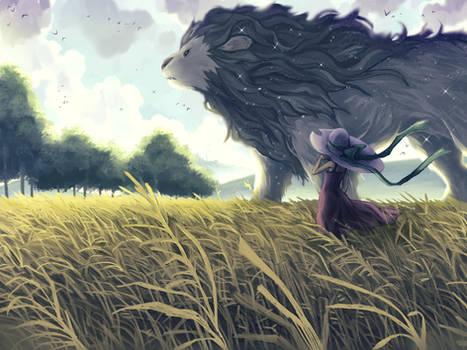 Lion Fields