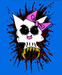 Kitty splatter
