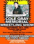 Cole Gray Wrestling Show
