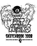 Mark G's ART ATTACKS 2008