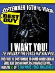 Best Buy Vader Unleashed