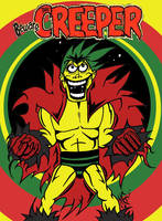DC Universe: The Creeper by MarkG72