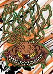 Tentacle Psycho One Eyed Freak