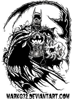 Sheer Terror Batman