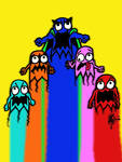 Pac Man: Ghost Monster Army