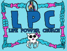 Life Power Church nWo Logo by MarkG72