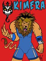 Benjamin Kimera The Lion by MarkG72