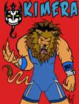 Benjamin Kimera The Lion